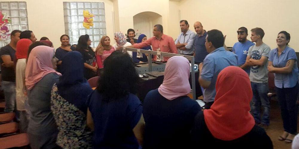 تدريب مدرسين بالمدرسة الدولية بالجونة